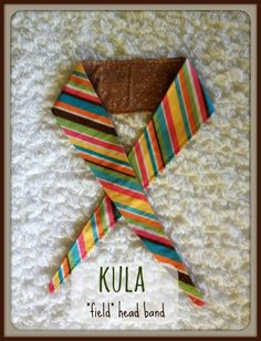 kula head band via Etsy $6.00