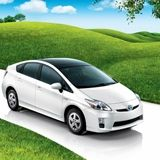 The new Prius V