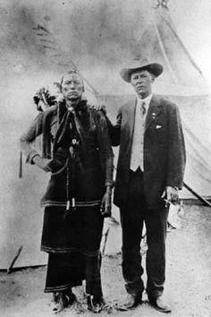 Quanah Parker (Comanche/Scots-Irish), Tom Burnett - 1908