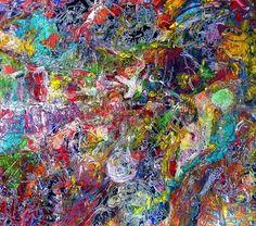 """Saatchi Art Artist Igor Eugen Prokop; Painting, """"MY GENETIC CODES"""" #art"""