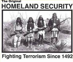 Fighting Terrorism Since 1492
