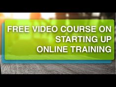 How to start personal training online Free Course