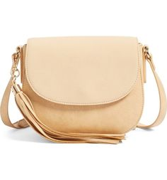 Product Image, click to zoom Fall Bags, Pink Handbags, Purse Styles, Leather Crossbody Bag, Saddle Bags, Tassels, Satchel, Nordstrom, Purses