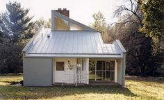 Robert Venturi | Casa Vana Venturi | Chesnut Hill | 1964 | Foto: Martyn Thompson