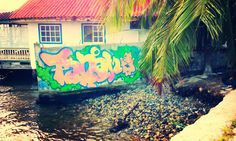Panama,Bocas del torro Street art