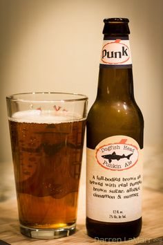 Beer Review : Dog Fish Head Punkin Ale | The Last Gasp Pub