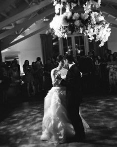 Featured on Martha Stewart Weddings - Real Weddings: Gabrielle and Chris, St. Helena, CA