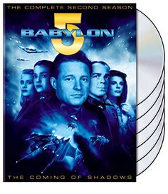 Used copy Amazon.com: Babylon 5: Season 2 (Repackage): Bruce Boxleitner, Claudia Christian, Jerry Doyle, Mira Furlan, Richard Biggs, Andrea Thompson, Stephen Furst, Bill Mumy, Robert Rusler, Mary Kay Adams, Andreas Katsulas, Peter Jurasik, Douglas Netter, J. Michael Straczynski: Movies & TV