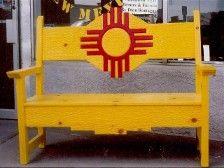 Benches U0026 Rocking Chairs Custom Furniture Store, Hardwood, Solid Wood,  Santa Fe Design