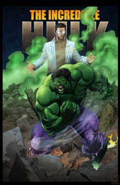 Hulk by royhobbitz