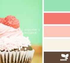 inspired color schemes - kitchen?
