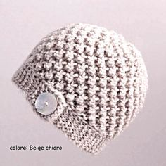 ponytail hat crochet pattern free - Google Search