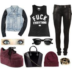 """hipster outfit"" by princessfluffs on Polyvore"