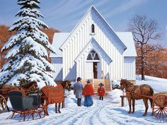 Sunday Best | John Sloane Art