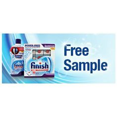 free samples of Finish Power