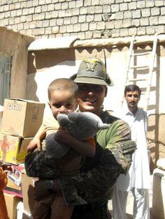 Afghanistan - Solidarietà con la popolazione locale e distribuzione di aiuti umanitari