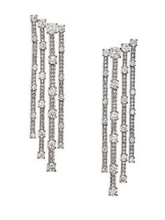 Adriana Orsini - Decadence Cascade Drop Earrings