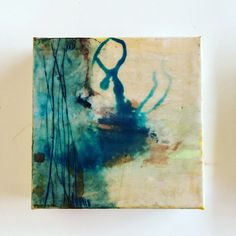 encaustic work Encaustic Painting, Contemporary Paintings, Insta Art, Abstract Art, Gallery Wall, Canvas, Artist, Artwork, Artworks