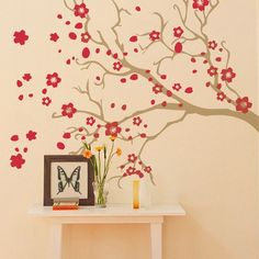 I pinned this Watsonia Branch Set in Red from the Sissy Little event at Joss and Main!