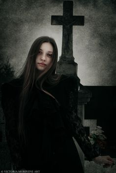 ...like a gothic girl by VictoriaMorphine on DeviantArt