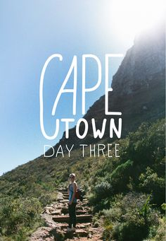 Cape Town Day 3