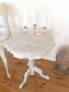 Beistelltisch Shabby Chic Vintage Tisch