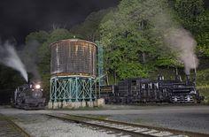 Cass Scenic Railroad, Cass, West Virginia