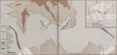 The Ancient's Map | Atlas of Pern
