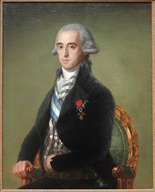"""Francisco de GOYA y Lucientes, """"Retrato de Don José Álvarez de Toledo Osorio y Gonzaga, XVº Duque de Medina Sidonia, G.E., XXIIº Con..."""
