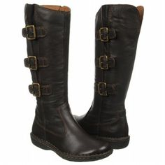 Here's a boot that everyone loves, available in Mahogany and Black.  $109.99 but be sure to use your BOGO if you are getting two items and 20% coupon if you have it.  Women's B.O.C. Lora Mahogany FamousFootwear.com