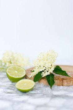 Sok od bazge - zove Crochet Lace Edging, Lime, Fruit, Limes, Key Lime