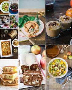 Seasonal Recipes for Fall!  • theVintageMixer.com