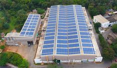 #EnerparcIndia Commissions Rooftop Solar Project for #BharatFritzWerner