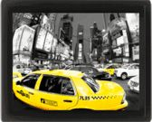 Rush Hour Times Square (Yellow Cabs)