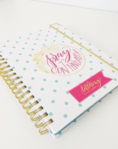 The Lettering Prayer Journal ~So awesome! I want one!~