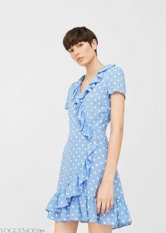 Image result for платье в горошек