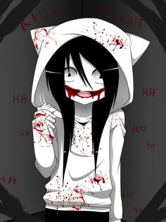 Animed Jeff the killer