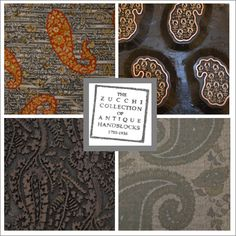 The English term paisley derives from the eponymous town in Scotland where the Indian motif was reinterpreted and designed in the 19th century to conform to European taste.
