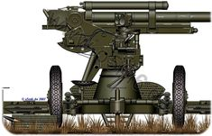 Engines of the Red Army in WW2 - 85mm 52-K M1939 AA gun