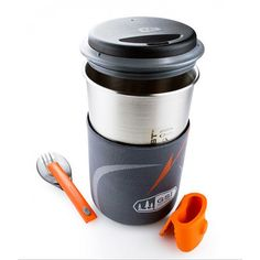 Glacier Stainless Minimalist Cook Set | CAMPING GEAR