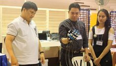 Robots can assist physiotherapy during the pandemic Centre College, National Health Insurance, President Of The Philippines, Physical Therapist, Robotics, Medical Conditions, Upper Body, Consideration, Clinic