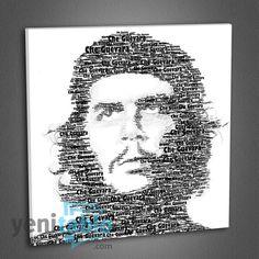 Che Guevara Tablo http://www.yenitablo.com/u45-che-guevara-tablo