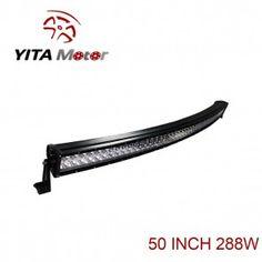 50 Inch 288W Curved Off Road LED Light Bar Yita-B288-C1