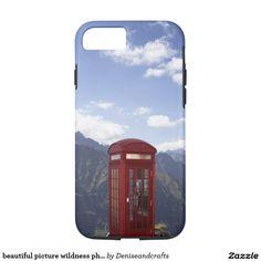 beautiful picture wildness phone box