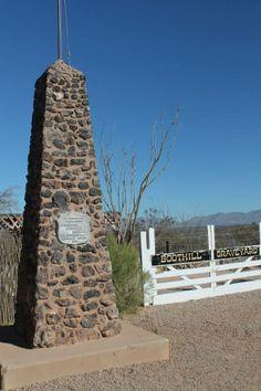 Boothill Cemetery - Tombstone, Arizona