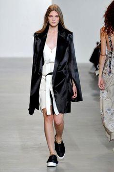 Calvin Klein Collection - Nueva York - 2016 - Primavera-verano - Harper's Bazaar