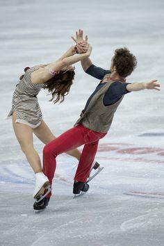 beautiful-shapes: Nathalie Pechalat & Fabian Bourzat ~ GPF 2012