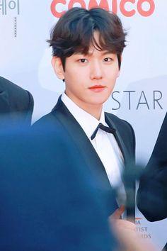 [HQ] 171115 #EXO #BAEKHYUN at 2017 Asia Artist Awards - Red Carpet