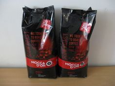 Mocca d'Or coffee: ground coffee, 8 x pack 1000g (1 kg)... #MoccadOr