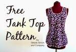 Patrones gratis de blusas, tops y camisetas. Página nº3